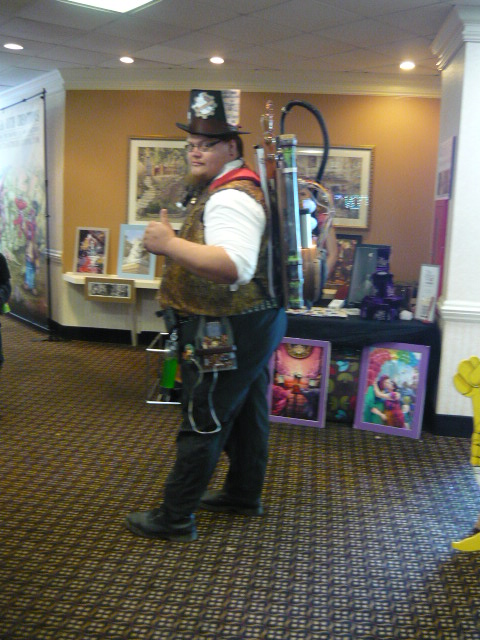 2016 COTC Steam Punk Ghost Buster